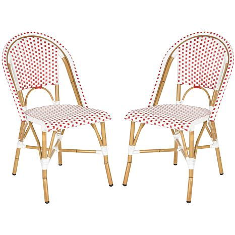 Salcha Indoor-Outdoor Stacking Side Chair