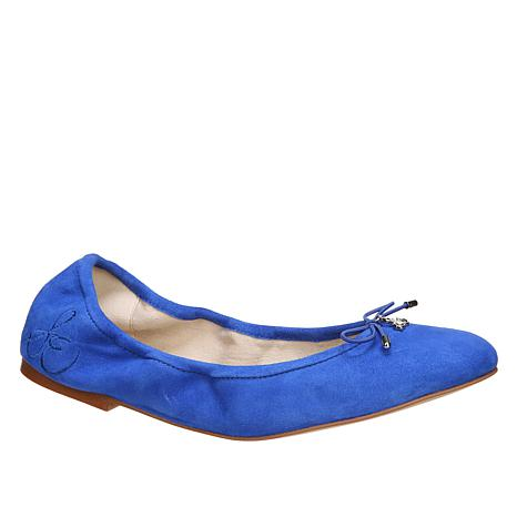 Sam Edelman Felicia Leather Ballet Flat
