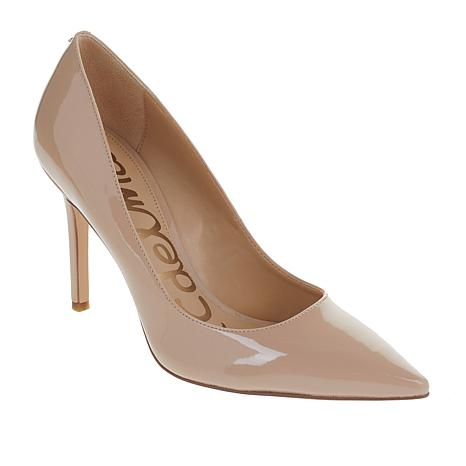 1a84c897da Sam Edelman Hazel Leather Pointed Toe Pump - 8506759 | HSN