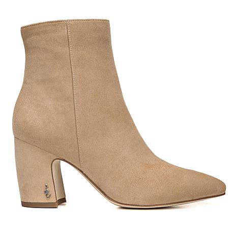 4ec726f58 Sam Edelman Leather or Suede Hilty Bootie - 8798588