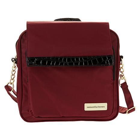 Samantha Brown Crossbody Bag