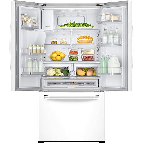 33 Wide 26 Cu Ft French Door Refrigerator With Coolselect Pantry