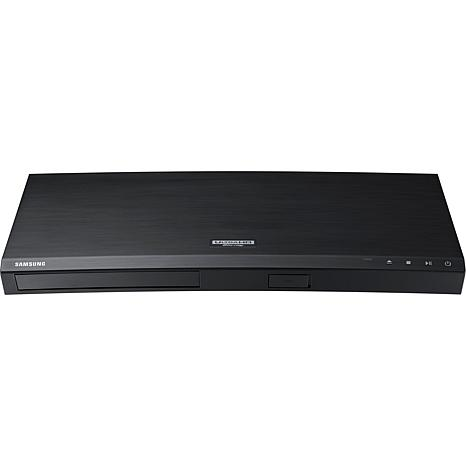 Samsung 4K Ultra HD Smart Blu-ray Player with Upscaling