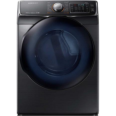 Samsung 7.5CF 6500-Series Dryer- Black Stainless