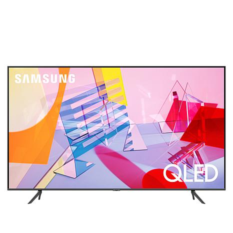"""Samsung Q60T 85"""" QLED 4K UHD HDR Smart TV with 2-Year Warranty"""