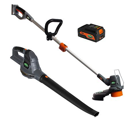 Scotts Cordless 2-in-1 Blower and Trimmer
