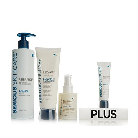 Serious Skincare A-Defy Triple Cleanser Double Up Duo AS
