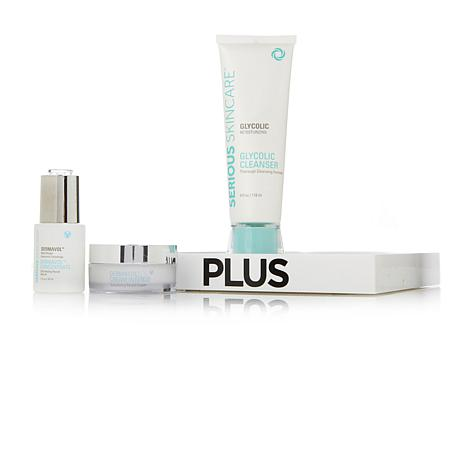 Serious Skincare DERMAVOL™ Duo Plus Glycolic Cleanser