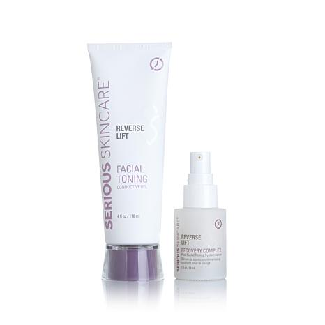 Serious Skincare Facial Toning Fuel Duo Gel & Complex AS