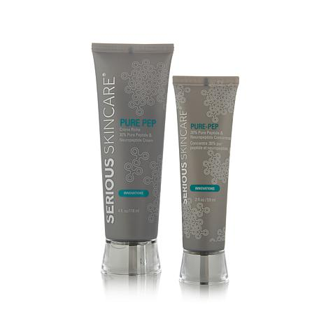 Serious Skincare Pure Peptide Double Up Duo