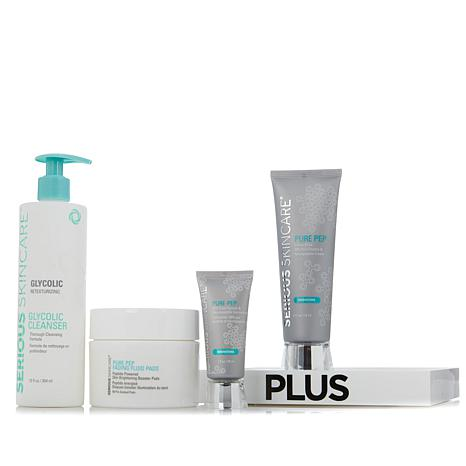 Serious Skincare Pure Peptide Smart Beauty Kit Plus