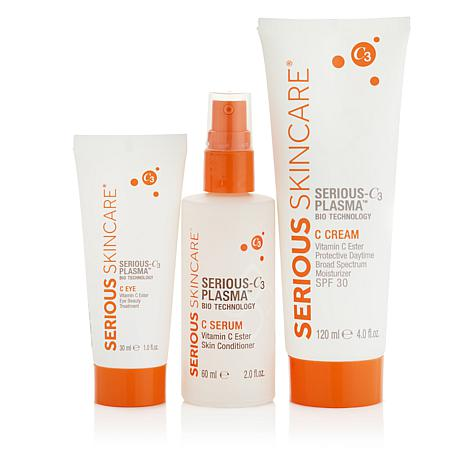 Serious Skincare SERIOUS-C3 PLASMA™ Trio Double Up Auto-Ship®