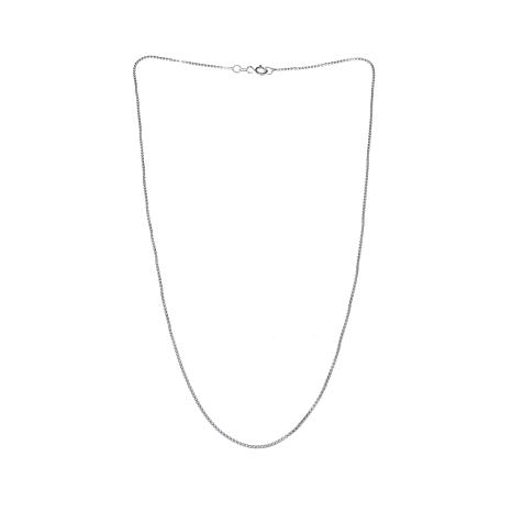 "Sevilla Silver™ 1.1mm Box Chain 16"" Necklace"
