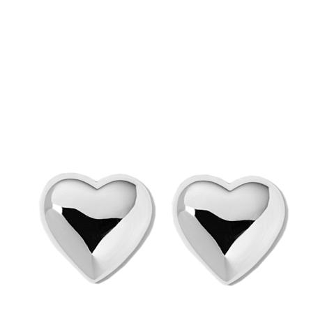 Sevilla Silver™ Small Heart Stud Earrings - 1171221  10c1269c4800
