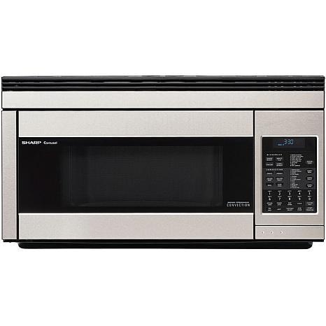 Sharp 1.1 Cu. Ft. 850W Over-the-Range Microwave