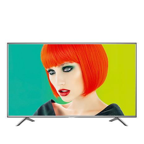"Sharp AQUOS 43"" 4K Ultra HD LED-Backlit Smart TV with Built-In Apps"