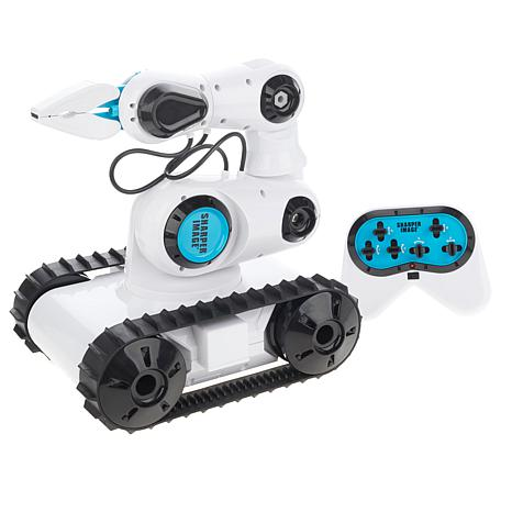 Sharper Image 300 Degree Robotic Arm With Remote Control