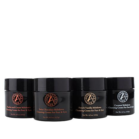 Signature Club A 4-pack Meltdown Cleansing Creme