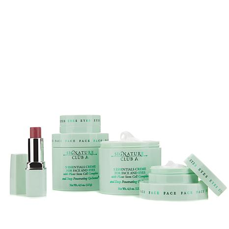 Signature Club A 5 Essentials Duo with Lip Balm/Lipstick