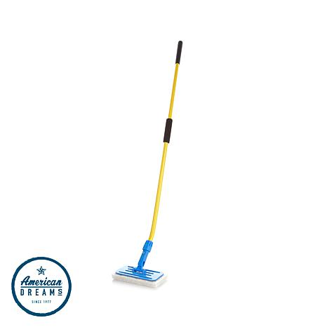 Simple Scrub Long-Handle Bath and Shower Scrubber - 8271001   HSN