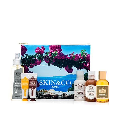 SKIN&CO Roman Holiday Travel Set