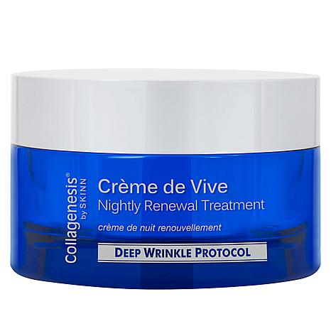 Skinn Cosmetics Deep Wrinkle Protocol Creme de Vive Nightly Treatment