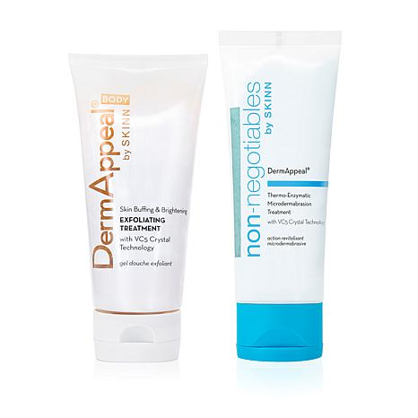 Skinn® Cosmetics DermAppeal® 2-piece Face and Body Set Auto-Ship®