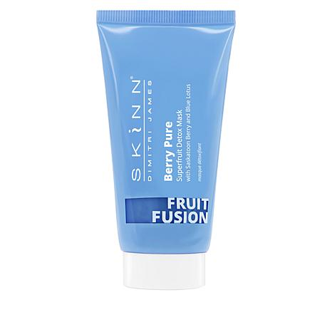 Skinn® Cosmetics Fruit Fusion Berry Pure Detox Mask