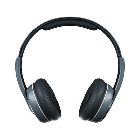 Skullcandy Cassette Wireless On-Ear Headphones - Chill Gray
