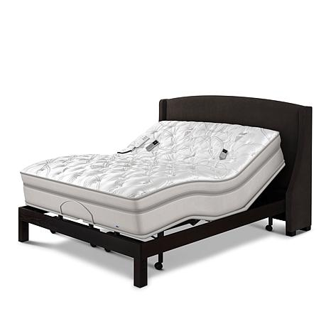 Sleep Number i10 Legacy Adjustable Queen Mattress Set
