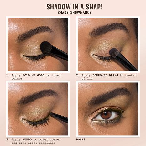 Smashbox Photo Edit Eye Shadow Trio Showmance 8580019 Hsn