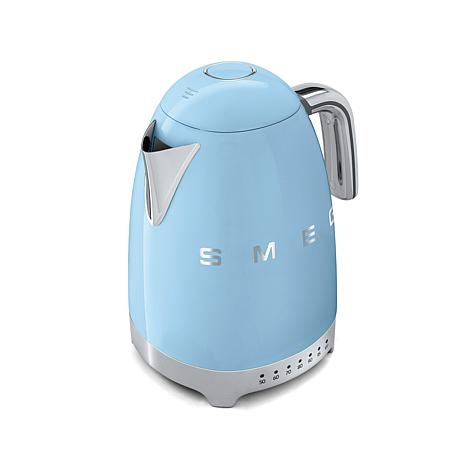 SMEG 7-Cup Variable Temperature Electric Kettle