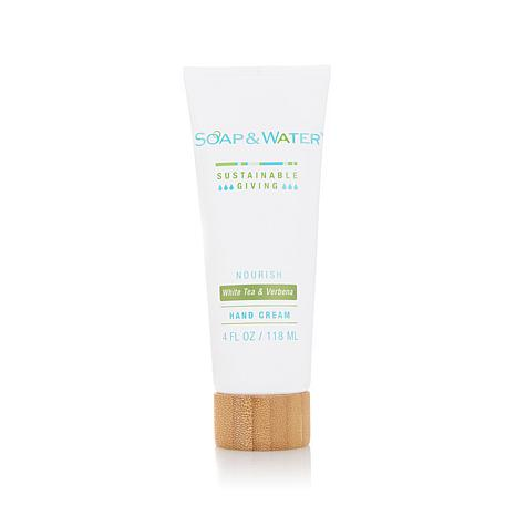 Soap & Water White Tea and Verbena Hand Cream
