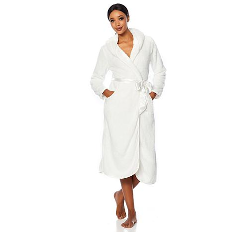 Soft & Cozy Loungewear Plush Fleece Long Robe