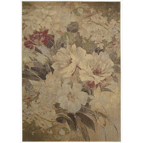 "Somerset Floral Area Rug - 5'6"" x 7'5"""