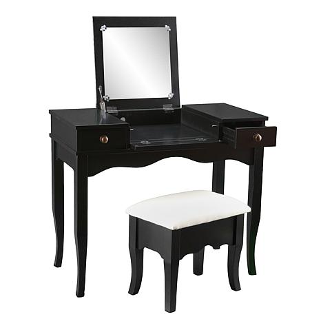 Southern Enterprises Corlene Vanity and Matching Set