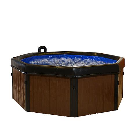 Spa-N-A-Box 6' Portable 5-Person Spa with Turbo System