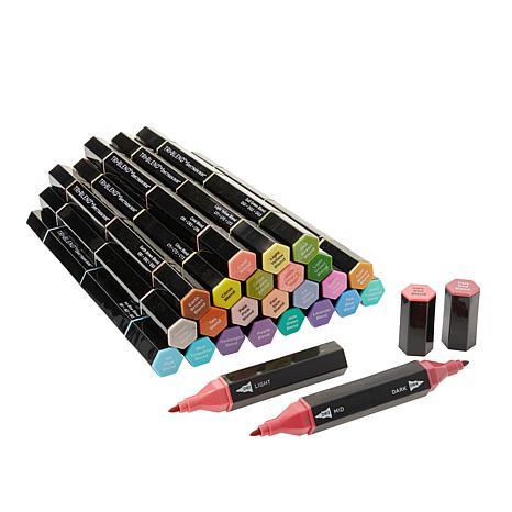 Spectrum Noir Tri-Blend Markers Essentials Set