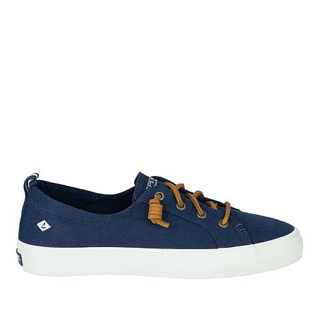 Sperry Crest Vibe Canvas Laced Sneaker