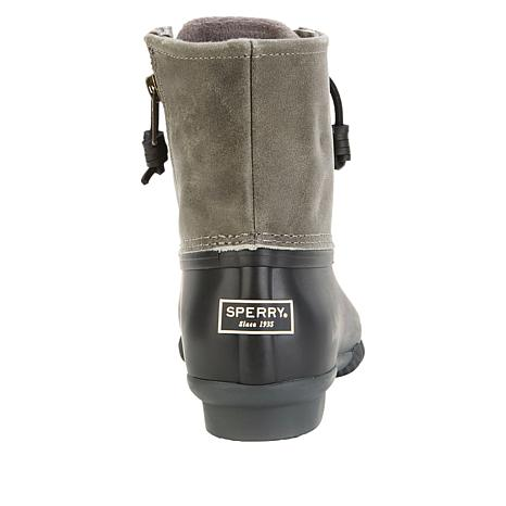 3cf7f68b7747 Sperry Saltwater Rubber Duck Boot - 8857217
