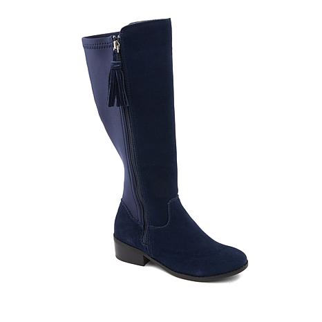 Sporto® Christie 2 Waterproof Suede Tall Boot