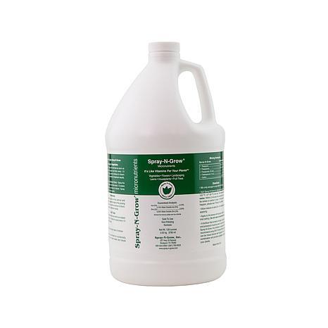 Spray-N-Grow® Micronutrient Complex 1-Gallon Bottle