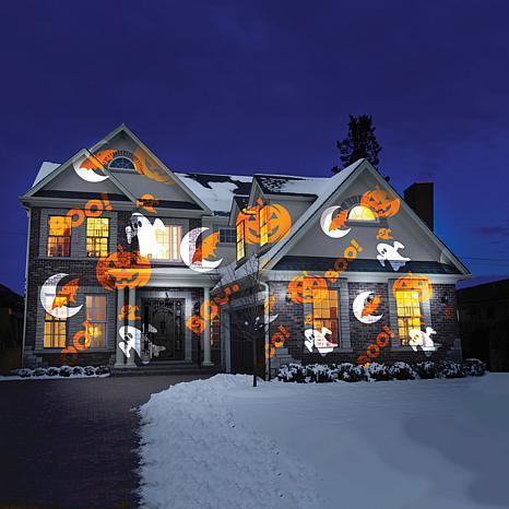 Marvelous ... Star Shower Deluxe Motion 24 Slide LED Light Projector ...