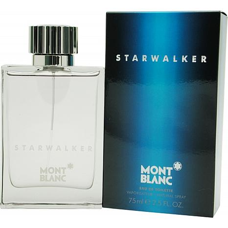 Starwalker by Mont Blanc - EDT Spray for Men 2.5 oz.