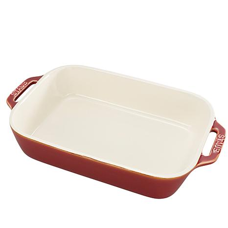 Staub Ceramics Rectangular Baking Dish