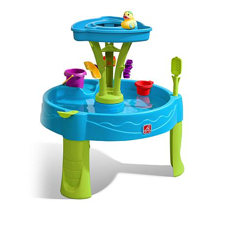 Step2 Summer Showers Kids Water Table with Accessories