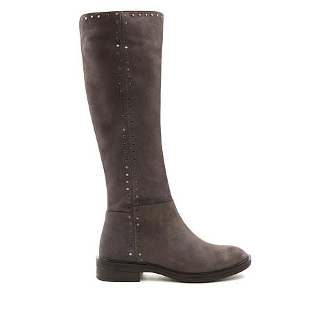 Steven Natural Comfort Zoe Leather or Suede Riding Boot