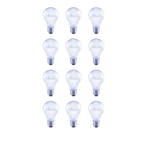 Store Smith Durabulb 12pk LED Light Bulbs Cool White 5000K