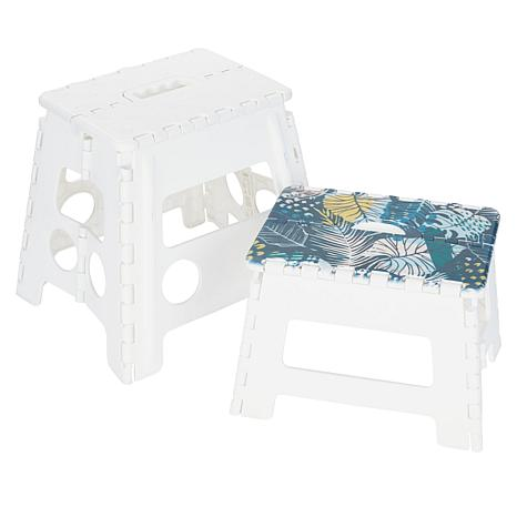 StoreSmith 9 and 13 Collapsing Step Stools