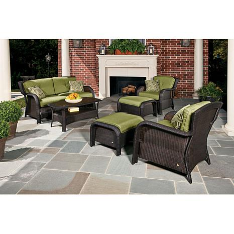 ... Strathmere 6 Piece Deep Seating Patio Set ...
